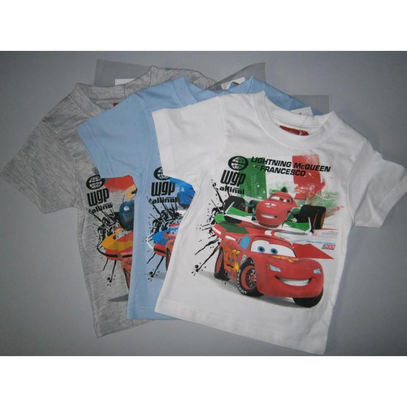 f4c69aae0159 Chlapčenské tričko šedé autíčka - BABYMOL.sk