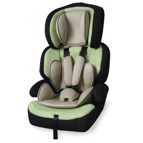 JUNIOR PLUS Beige Green od 9 do 36 kg.