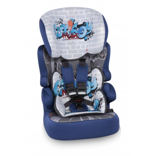 X-Drive PLUS BLUE GRAFFITI od 9 do 36 kg